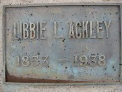 Libbie L Ackley