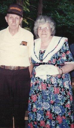 Frances Irene <i>Tucker</i> Benton