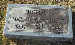 Thomas Kinchen TK Massey