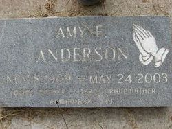 Amy Evelyn Anderson