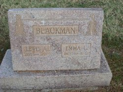 Emma <i>Hull</i> Blackman