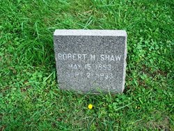 Robert Henry Shaw