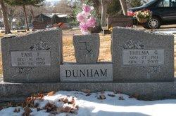 Earl Foster Dunham