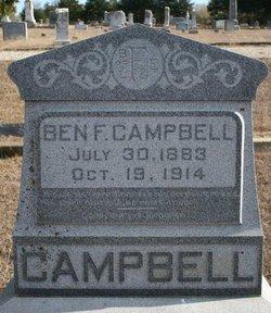 Benjamin Franklin Ben Campbell