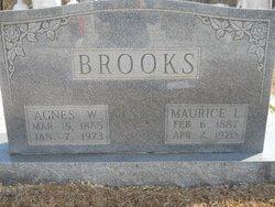 Agnes W. Brooks