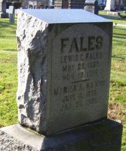Pvt Lewis Clark Fales