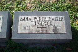 Emma <i>Stocksdale</i> Thompson