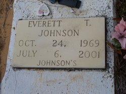Everette T Johnson