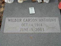 Wilbur Carson Anthony