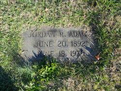 Jordan R. Adams