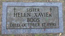 Sr Mabel Elizabeth Sr. Helen Xavier Boos
