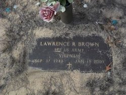 Lawrence R Brown