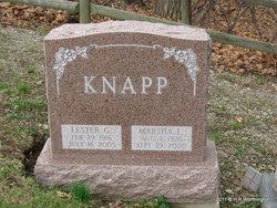 Lester G Knapp