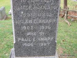 Paul E Knapp
