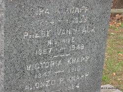 Phebe <i>VanWyack</i> Knapp