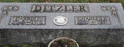 Charles E Ditzler