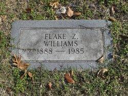 Flake Z Williams