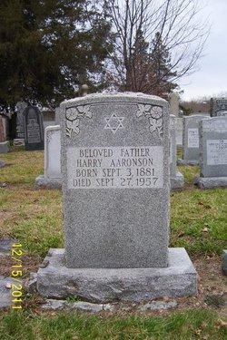 Harry Hyman Aaronson