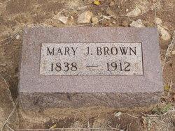 Mary Jane <i>Bailey</i> Brown