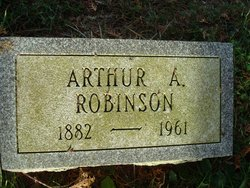 Arthur A Robinson