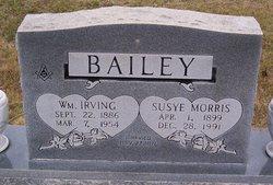 Susye <i>Morris</i> Bailey