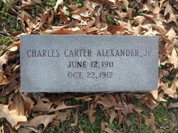 Charles Carter Alexander, Jr