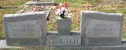 Narlie Croutch, Sr