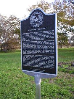 Alleyton Cemetery