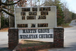 Martins Grove Cemetery