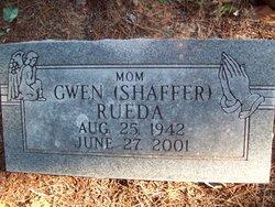 Gwen <i>Shaffer</i> Rueda