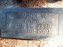 Sharon M Cain