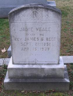 Janie <i>Veale</i> Reed