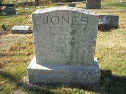 John F Jones