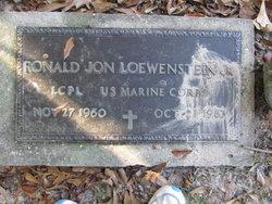Ronald Jon Ronnie Loewenstein, Jr