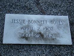 Jessie Mozelle <i>Bonnett</i> Boles