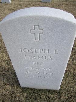 Joseph E Ijames