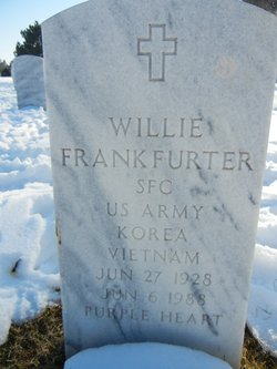 Willie Frankfurter