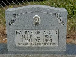 Ola Fay <i>Barton</i> Abood