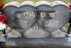 Olive Zelma <i>Dean</i> Bagshaw