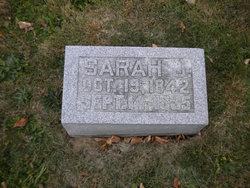 Sarah Jane <i>Kinnick</i> Pirtle