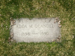 Adda M. Quandel