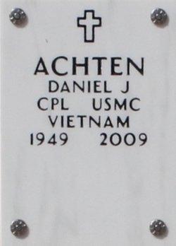 Daniel James Achten