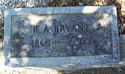 Robert Alexander Bryant