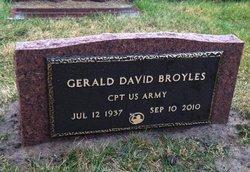 Gerald David Jerry Broyles