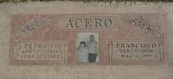 Petra P. Acero