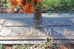 Hilda <i>Jessup</i> Adams