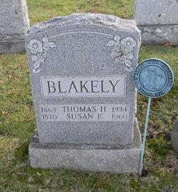 Susan Evelyn <i>Wheeler</i> Blakely