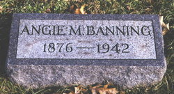 Angie Mary <i>Himes</i> Banning