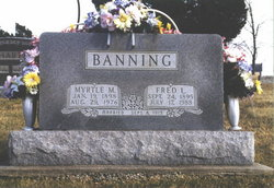 Fred L Banning