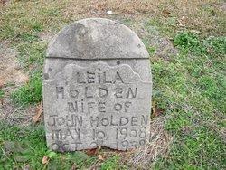Leila Bell <i>Larrimore</i> Holden
